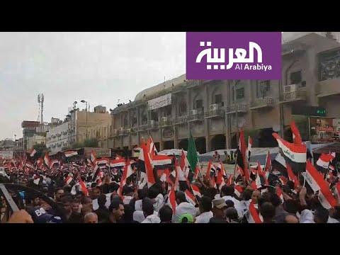 هتاف ضد الفساد في كربلاء  - نشر قبل 4 ساعة
