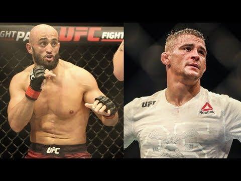 Следующий соперник Адама Яндиева в UFC, Дастин Порье о плане на бой с Хабибом на UFC 242