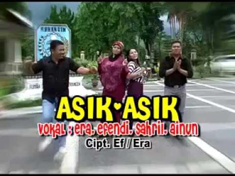 Asik asik - Erawati & Efendi Tn - Lagu Jambi