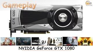 NVIDIA GeForce GTX 1080: gameplay в 20 популярных играх при Full HD