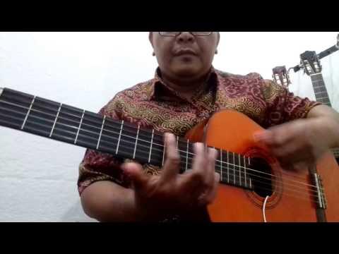 Fingerstyle - Lupa-lupa Ingat (Kuburan Band)
