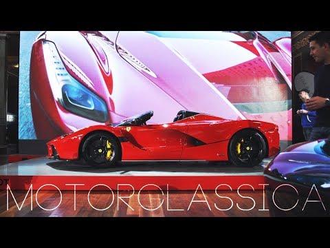 MotorClassica Australia 2017 (Biggest Classic Car Show in Australia)