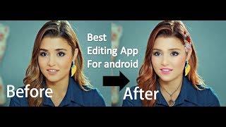 Best makeup editing app for android phone   Khajana