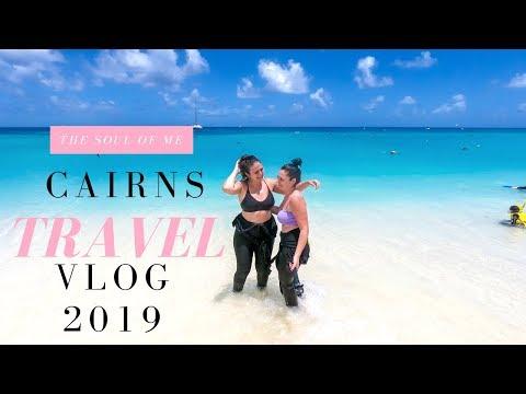 CAIRNS, AUSTRALIA 🇦🇺 🏖 | Travel Vlog 2019