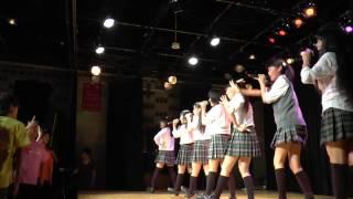 """RYUKYU IDOLが歌う""""RYUKYU IDOL""""という曲です."""