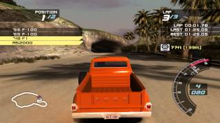 Ford Challenge - Trucks - Elimination / Ford Racing 3