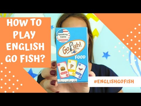 EnglishGoFish - How To Play English Go Fish?
