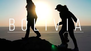 Bolivia - Adventure Film - Salar de UYUNI