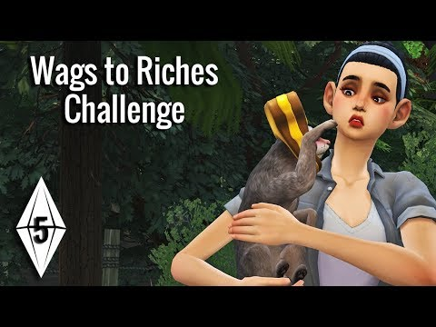Wags To Riches Part 5 || The Sims 4 Indonesia