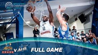 Kalev Cramo (EST) v Alba Fehervar (HUN) - Full Game - Basketball Champions League 17-18