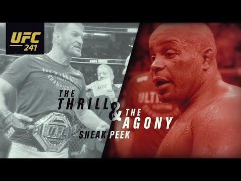 UFC 241: Взлеты и падения