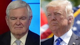 Newt Gingrich on the impact of Trump's foreign trip