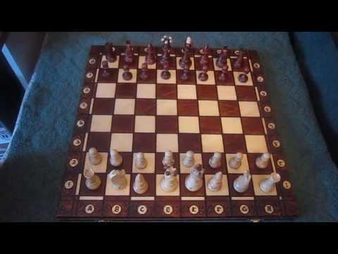 Как правильно расположить шахматную доску