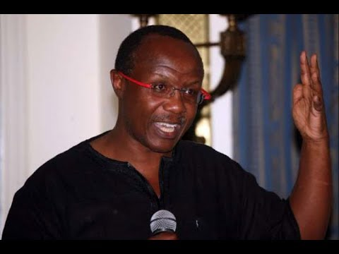 Kenya police's independence questioned again after David Ndii's arrest
