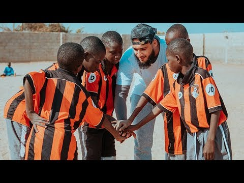 BUILDING AN ORPHANAGE IN GAMBIA
