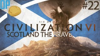 Civilization VI: Rise and Fall - Scotland the Brave! - [Civ 6 Let's Play] Part #22 | End Game