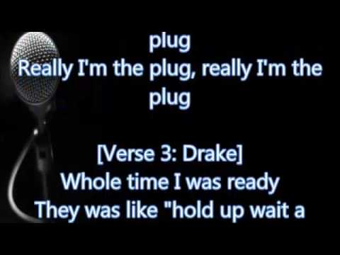 Drake Future I M The Plug Lyrics