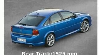 2005 Opel Vectra OPC Automatic - Info and Specification