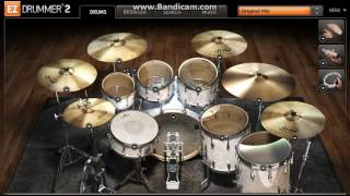 Alan Kuo Ling (ZERO) Cover EZDrummer2