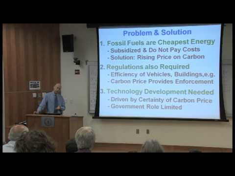 Dr. James Hansen: Facing the Truth About Global Warming