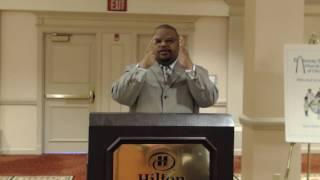 """Conley Gibbs Jr. - """"Staying Committed To The Cause"""" Part 2"""
