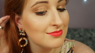 Maquiagem para Festas de Fim de Ano 2015 | Opção 3