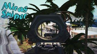 GTA SA - Pack Miras De Sniper