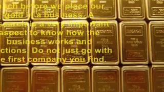 Simple Tips In Gold Investment
