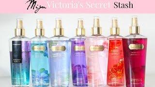 Mijn Victoria's Secret Fragrance Mist stash