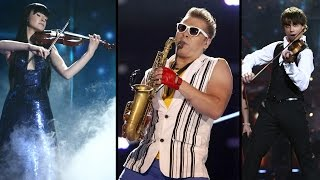 Eurovision INSTRUMENTAL SOLOS (1995-2016) | My Top 50