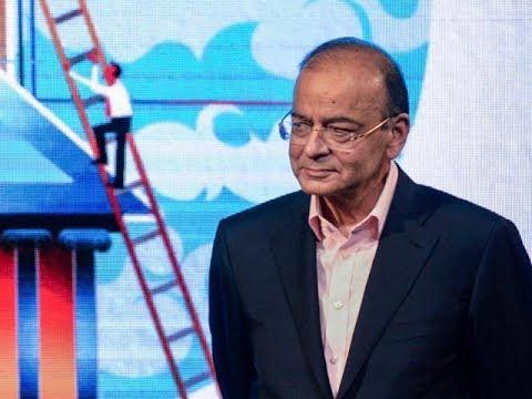 FM Arun Jaitley at ET Awards 2018 | FULL SPEECH | Economic Times