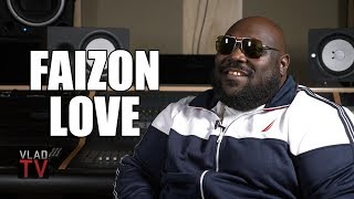 Faizon Love on AJ Johnson Claiming Ice Cube Did Him Dirty: I Believe Ice Cube (Part 9)