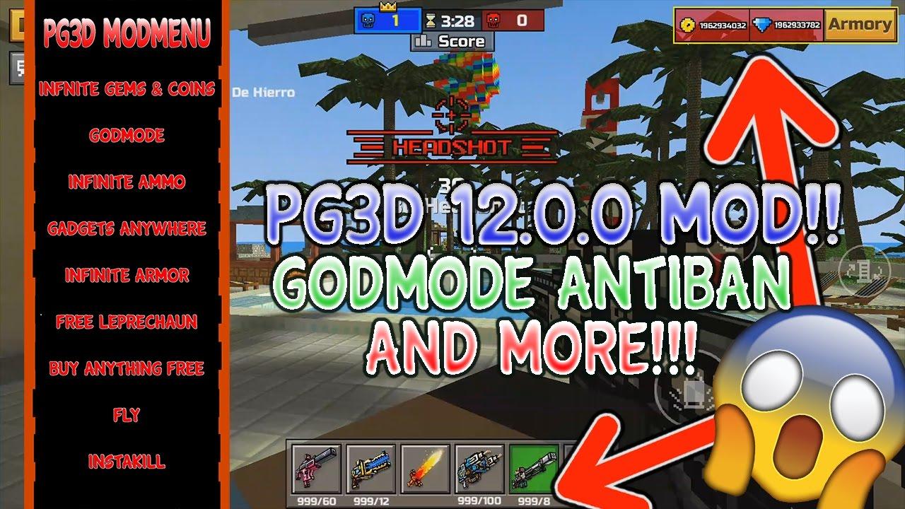 игра pixel gun 3d скачать