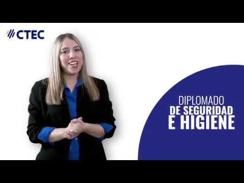 DIPLOMADO  DE SEGURIDAD E HIGIENE INDUSTRIAL -  CTEC