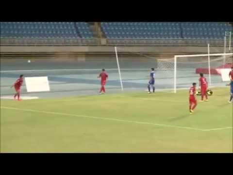 International Friendly  Taiwan vs Cambodia 0 2 Highight
