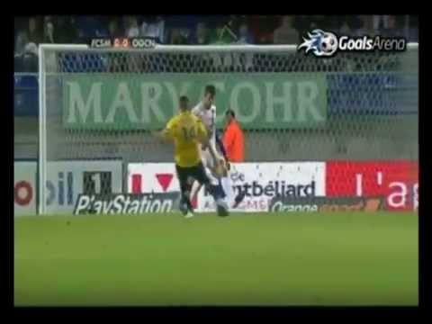 2010/2011 L1 J06 Sochaux-Nice: 4-0