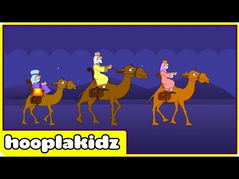 We Three Kings | Christmas Songs for Children by Hooplakidz