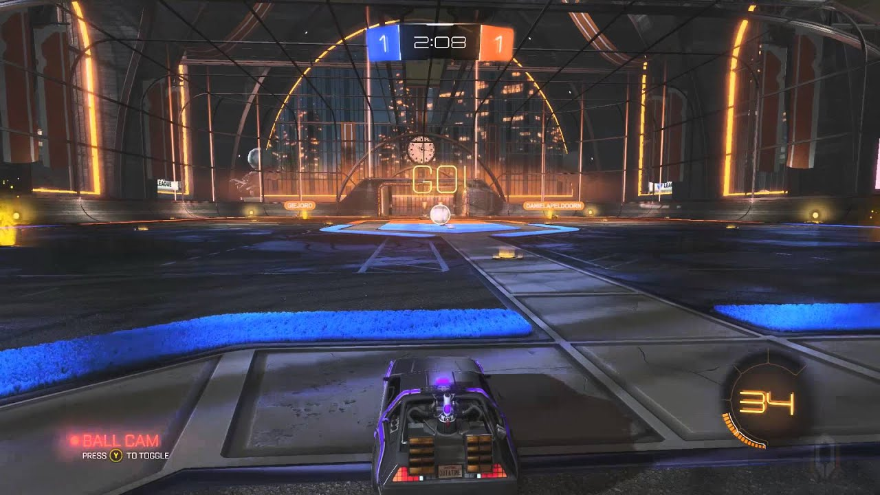 how to get rocket league for free on xbox one
