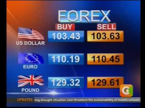Kenya shilling steady against the dollar