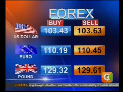 Kenya shilling steady against the dollar