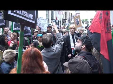 Tristan Anderson's Girlfriend Speak via phone from Palestine