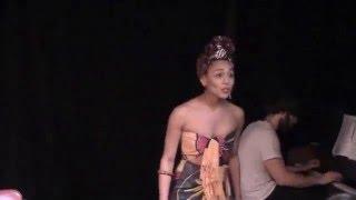Song Performance Reel - Sarita Amani Nash