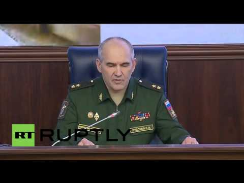 "Russia: Russian Air Force ""has ceased all airstrikes"" in ceasefire zones - Rudskoi"