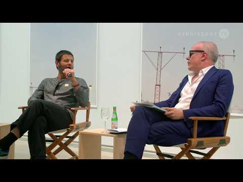 Artist Talk with Wilhelm Sasnal and Hans Ulrich Obrist at Fondation Beyeler