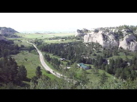 Wildcat Hills Nebraska State Recreation Area