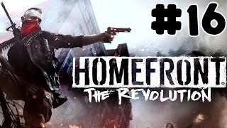 Homefront: The Revolution - Walkthrough - Part 16 - Whistleblower (PC HD) [1080p60FPS]