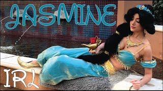 Princess Jasmine IRL - The Bachelor: Disney Princess Edition Clip