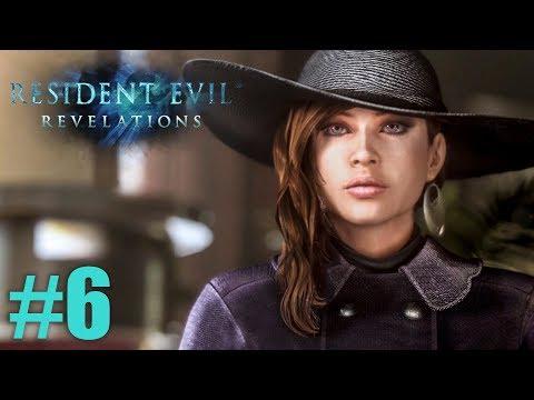 МОРСКОЙ ТИРАН! ► Resident Evil: Revelations Прохождение #6 ► ХОРРОР ИГРА