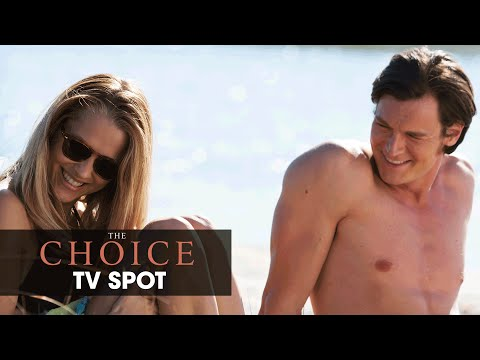 "The Choice (2016 Movie - Nicholas Sparks) Official TV Spot – ""Let Your Heart Decide"""