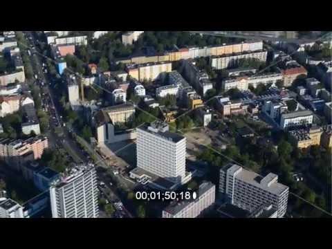 """Neubau """" Deutsche Bank Campus """" im Stadtteil Charlottenburg von Berlin"""